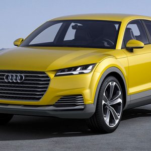 Introducing Audi TT's new offroad concept