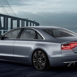 Audi A8: An exclusive new version and collaboration with Poltrona Frau