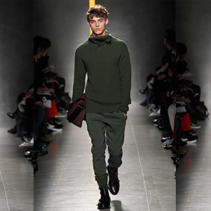 Milan Men's Fashion Week: Bottega Veneta Autumn/Winter 14