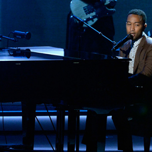 John Legend speaks out about Kanye West and Beck GRAMMY incident