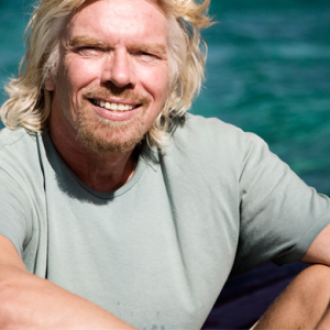 Sir Richard Branson promotes Zayed Future Energy Prize