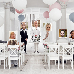 Ikea launches a virtual wedding service
