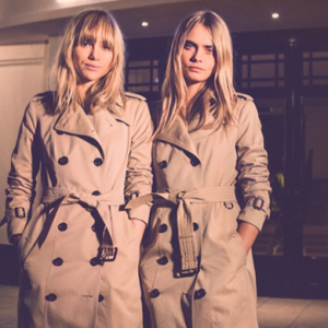 Burberry's London to Shanghai celebration
