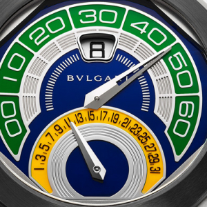 Bulgari celebrates the World Cup with its Bi-Retro Octo watch