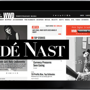 Condé Nast sells WWD to Penske Media