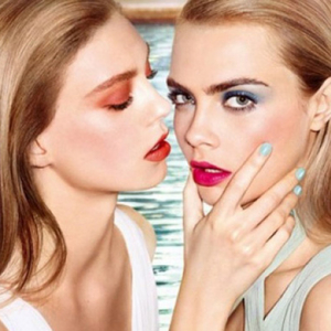 Cara Delevingne's new campaign for YSL Beauty is revealed