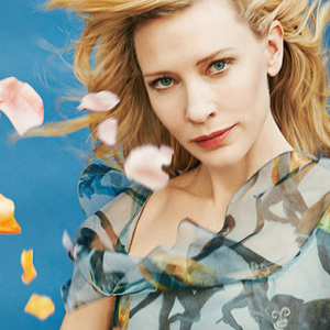 Cate Blanchett covers Porter's 'Winter Escape 2014' issue