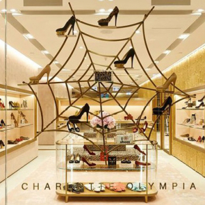 Charlotte Olympia opens first stand-alone store in Asia