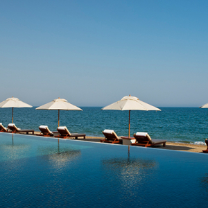 Buro loves: The Chedi, Muscat