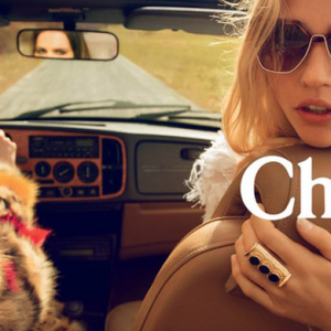 First look: Chloé's Autumn/Winter 14 campaign