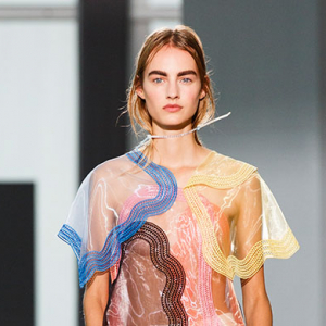 London Fashion Week: Christopher Kane Spring/Summer 16