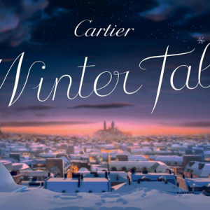 Cartier's festive surprise – 'Winter Tale'
