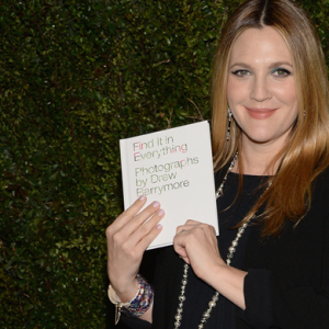 A Chanel soiree to celebrate Drew Barrymore's new book