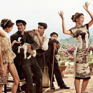 First look: Dolce & Gabbana spring/summer 2014 - the full campaign