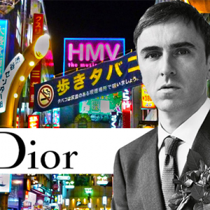 Raf Simons to move Dior's Pre-Fall show to Tokyo