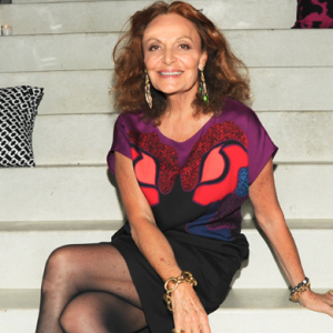 Diane von Furstenberg's dinner in New York
