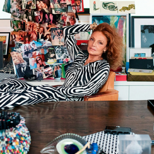 Diane von Furstenberg to launch reality TV show 'House of DvF'