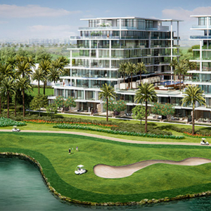 Damac's new 'green' mega project in Dubai