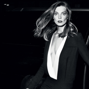 Net-a-Porter taps Daria Werbowy for new Autumn/Winter 15 campaign