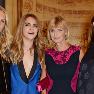 Cara and Poppy's mother, Pandora Delevingne to release tell-all book