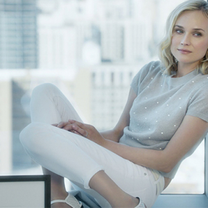 Diane Kruger stars in a new video for Chanel beauty