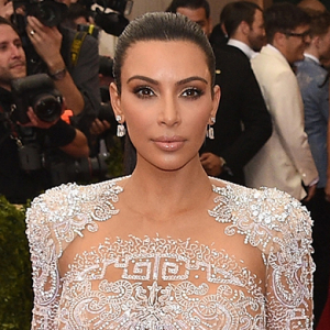 Did Kim Kardashian copy Beyonce at the Met Gala last night?