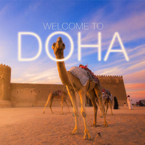 Watch now: 'Welcome To Doha' timelapse video by Michael Shainblum
