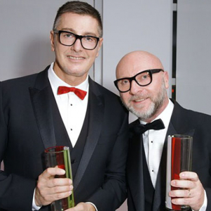 Dolce & Gabbana and Baz Luhrmann honoured at the La Fondazione NY 2014 Gala