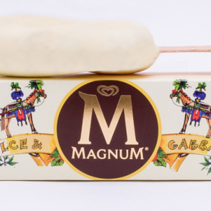 Dolce & Gabbana partner with Magnum to create ice cream