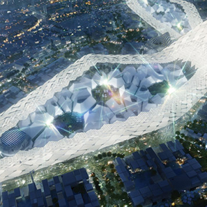 Dubai's Government leads the way for the development of Expo 2020