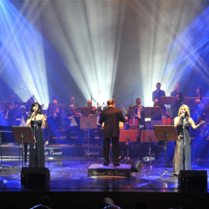 Elias Rahbani live in concert in the UAE for the first time