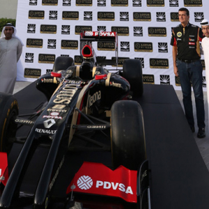 Emaar becomes official partner of Lotus F1 Team in Dubai