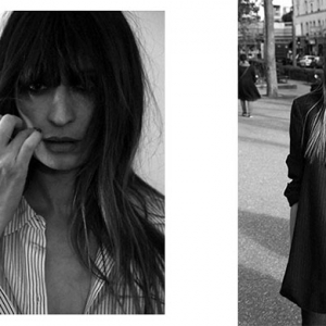 Equipment taps uber cool Caroline de Maigret for Autumn/Winter 15 campaign