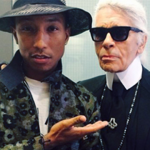 Pharrell to star in Chanel's next Paris-Salzberg Métiers d'Art collection film