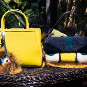 Fendi collaborates with The Coveteur and Elizabeth Stewart