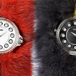 First look: 'Crazy Carats' watch by Fendi