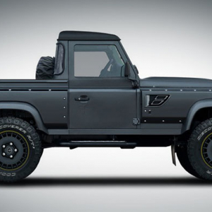 Meet the powerful customised Flying Huntsman 105 Defender
