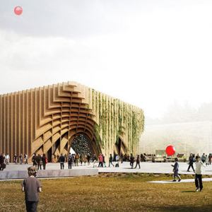 France goes green for the World Expo 2015