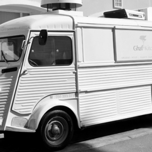 Ghaf Kitchen the UAE'S first mobile catering and dining concept
