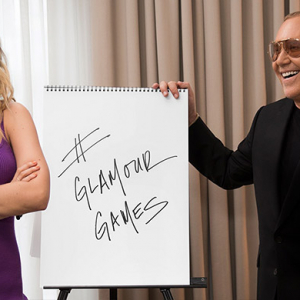 Watch now: Gigi Hadid and Michael Kors compete in 'Glamour Games'