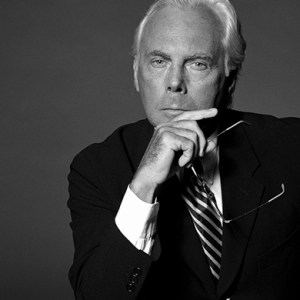 Giorgio Armani stands against Milan Fashion Week being shortened