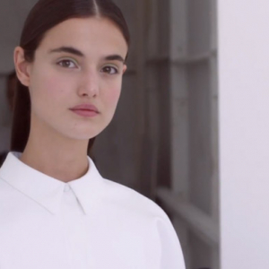 Go backstage at Delpozo's Spring/Summer 15 show