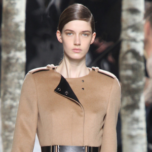 New York Fashion Week: Hugo Boss Autumn/Winter 14