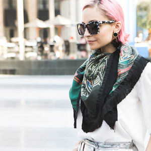 Buro 24/7 Interview: 10 minutes with Nicole Richie