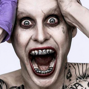 First look: Jared Leto as The Joker in Suicide Squad