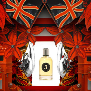 Richard E. Grant launches a perfume