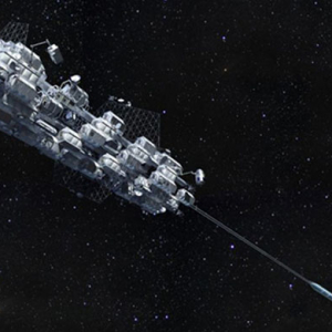 Japan's plans for a working space elevator by 2050