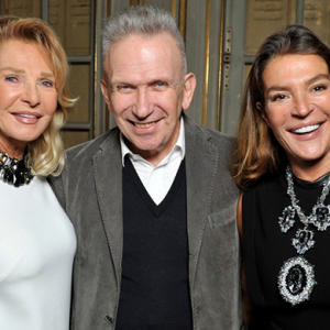 Jean Paul Gaultier partners with Swarovski to create new crystal