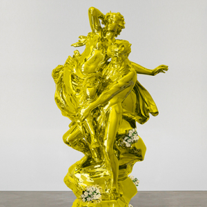 Jeff Koons goes head-to-head with Michelangelo in Florence