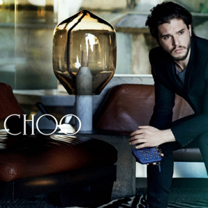First look: Jimmy Choo's AW14 campaign starring Kit Harington